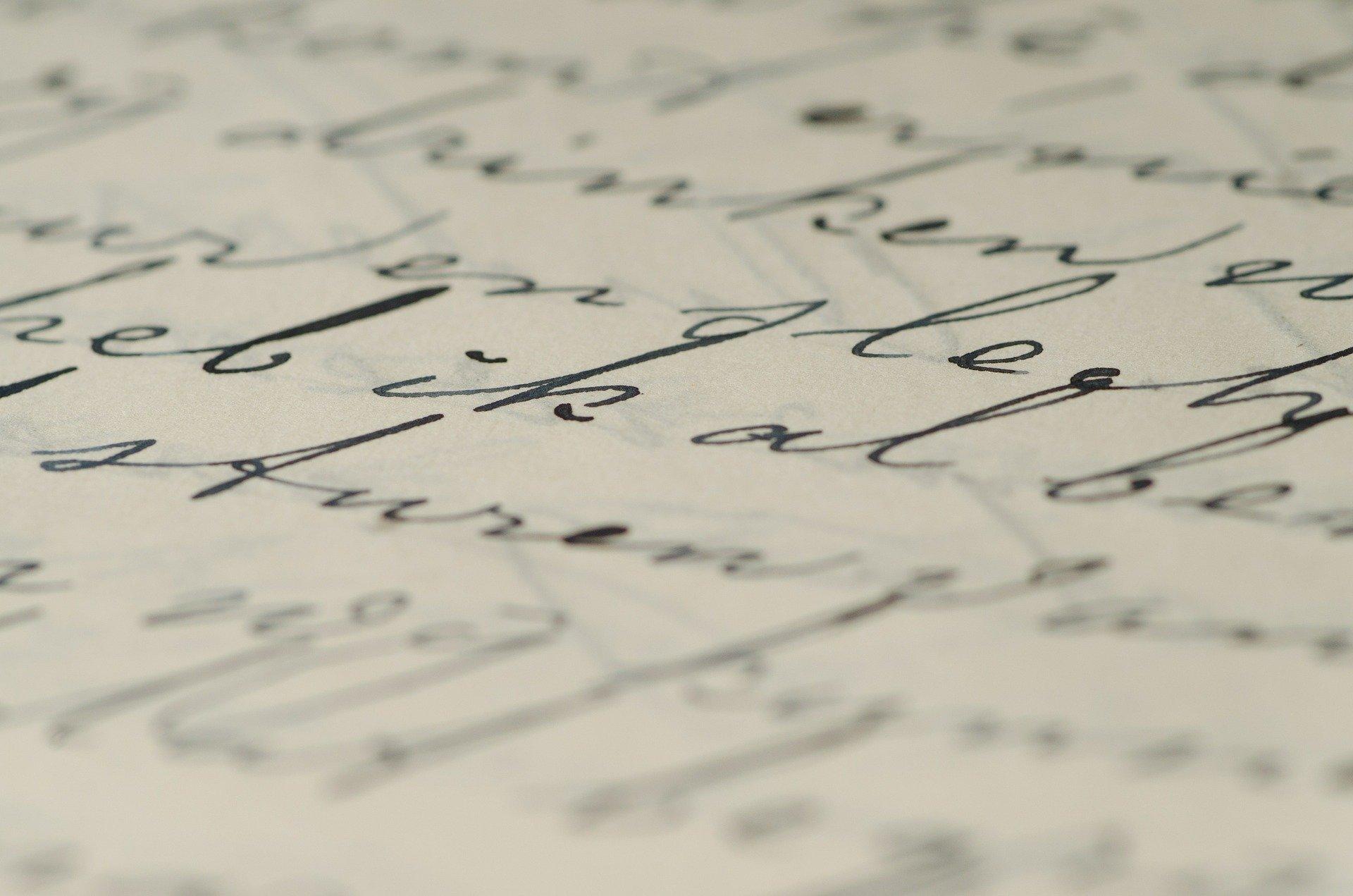 Gestoría y la carta de presentación